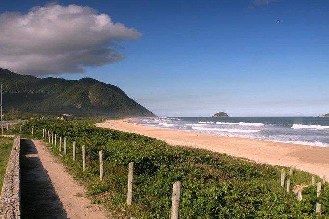 Day Tour to Grumari Beach, Prainha Beach and Pontal Beach in Rio de Janeiro