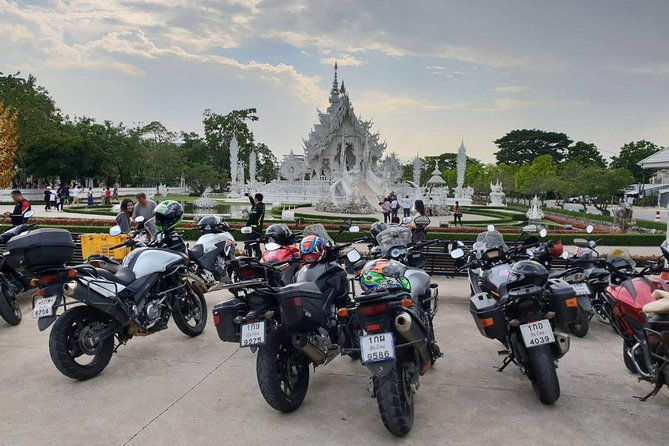 Six Day Mae Hong Son & Golden Triangle Guided Motorcycle Tour