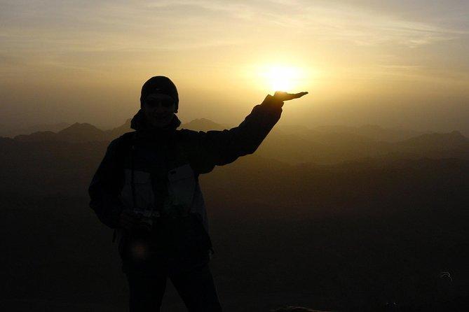 Mount Sinai overnight tour
