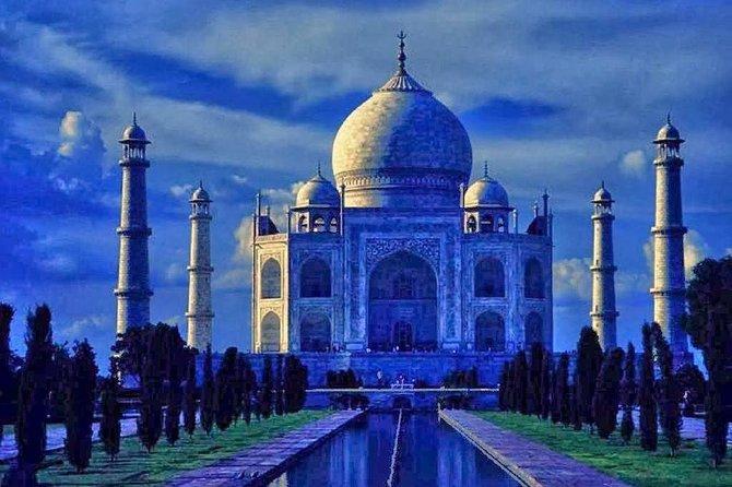 Over Night Taj Mahal Tour From Delhi