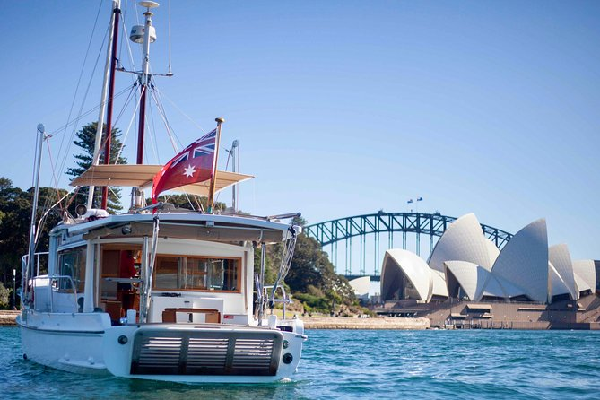 Private Cocktails at sunset for 2 or 4 on Sydney Harbour