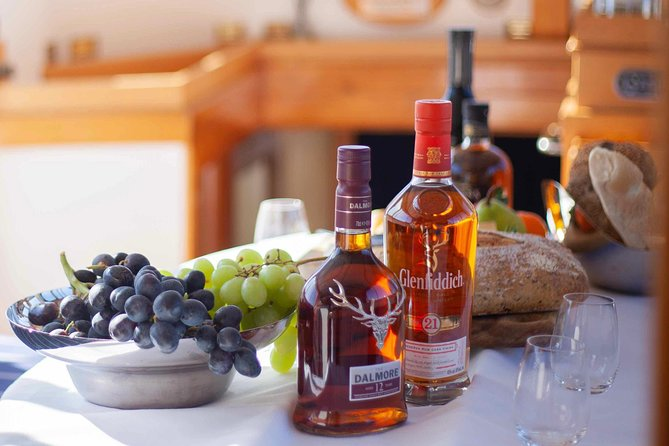 Private Whisky Tasting & Lesson with matched cheese