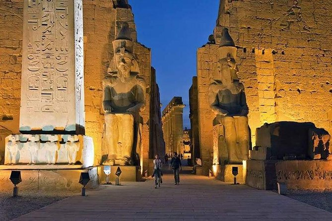 Luxor by bus guided group tour Valley of the kings,Karnak and Hatshepsut Temples