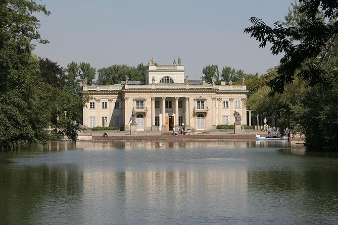 Lazienki Park + Museum of King Jan III Palace at Wilanow: PRIVATE /inc. Pick-up/