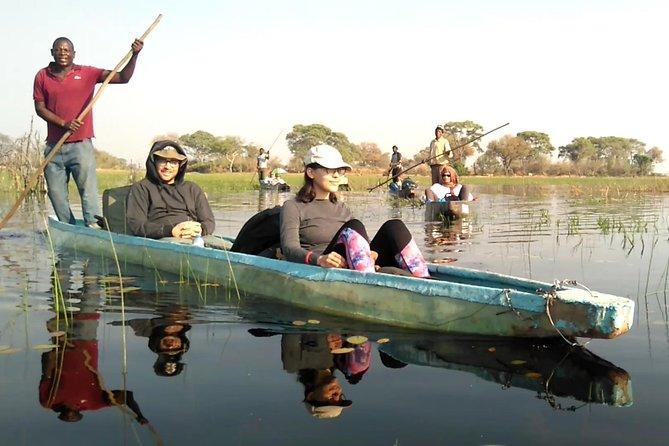 1 Day Okavango Delta Safari