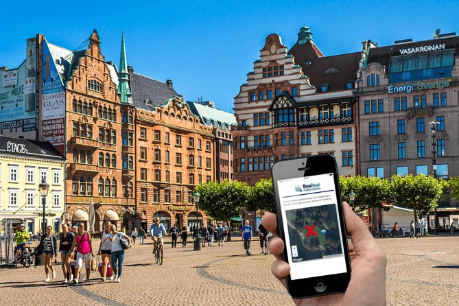 Recorrido autoguiado a pie por Malmö