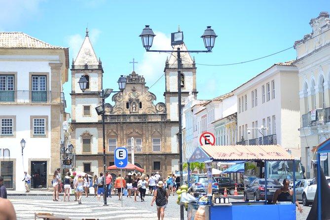 Excursão particular de 8h em Salvador da Bahia