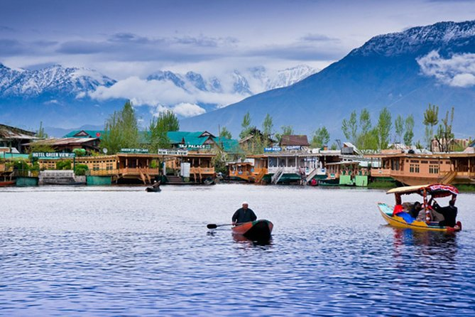 Kashmir Private Tour - 03 Nights & 04 Days