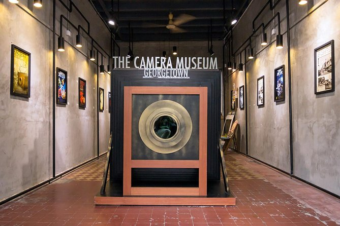 The Camera Museum Admission Ticket
