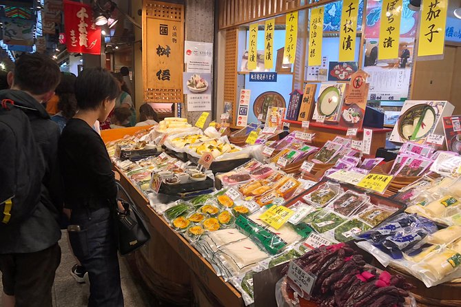 Nishiki Market tour and Ramen Making