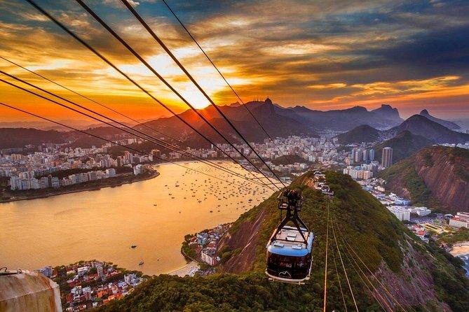 City Day Tour in Rio de Janeiro (8 hours)