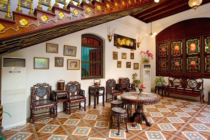 Pinang Peranakan Museum Admission Ticket
