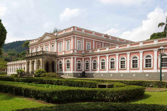 Day tour of Petropolis including the Imperial Museum and Crystal Palace