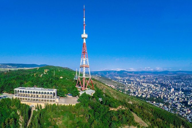 Green Line - Panoramic Tour