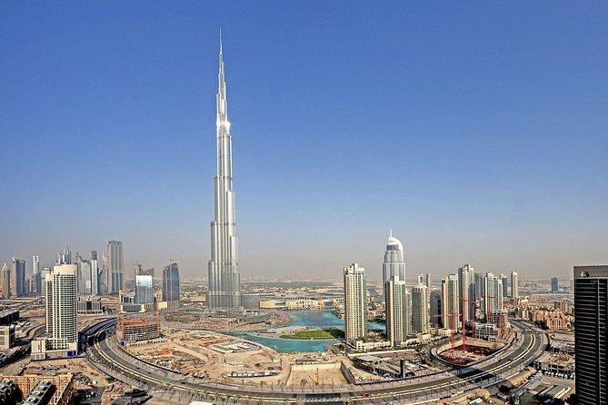 Dubai Transit City Tour