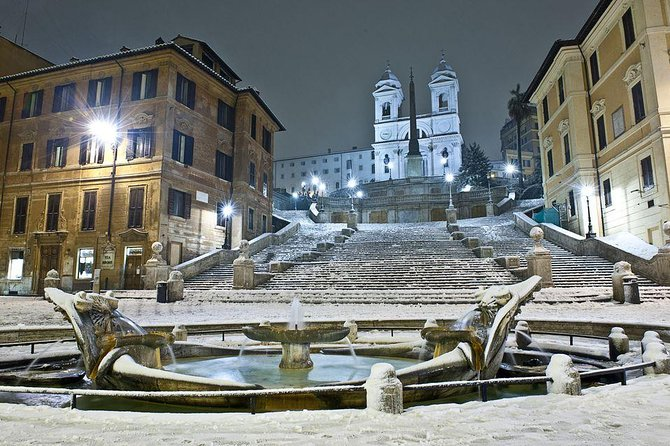 Secrets of Rome Winter Walking Tour