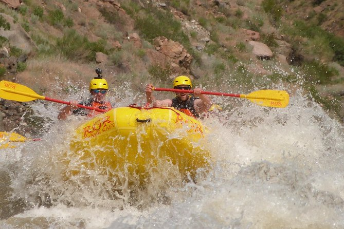 Half Day Royal Gorge Rafting Trip (FREE wetsuit use!) - Class IV Extreme fun!