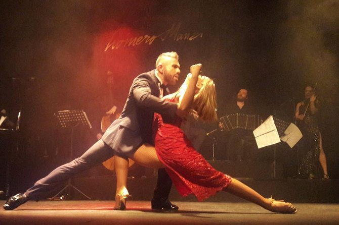 Homero Manzi Corner Tango Show Admission Ticket