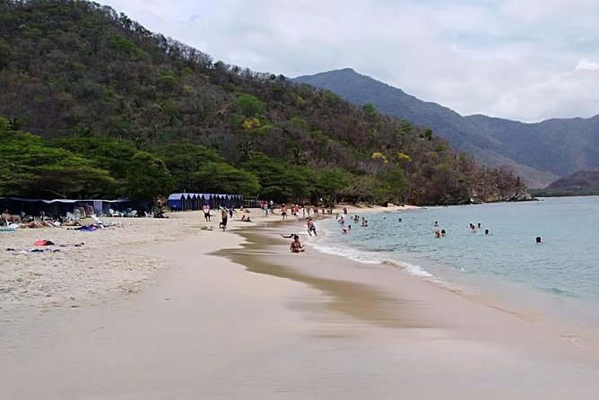 Wonderful Full-Day Tayrona Park Tour from Cartagena, Crystal Beach Sector.