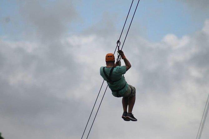 Canopy Zipline Adventure Punta Cana