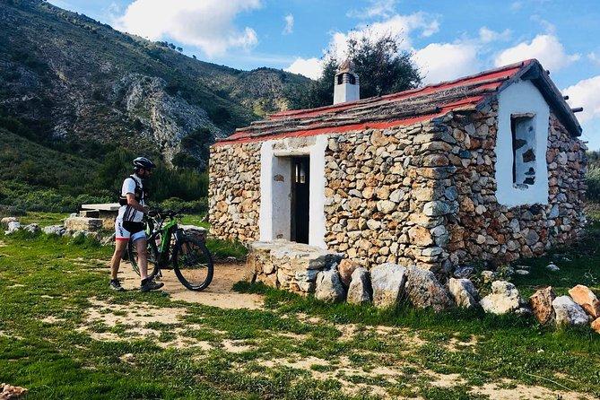 E-Mountain Bike & Wine Tour van Marbella naar Sierra Blanca