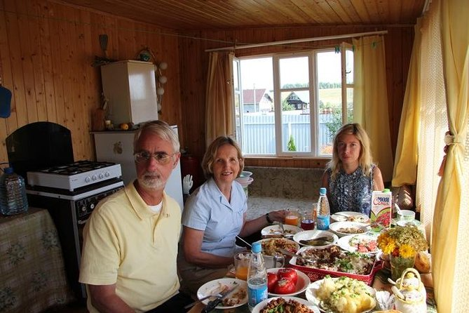 Dacha Tour-explore how Russians spend their summer time and have fun with locals