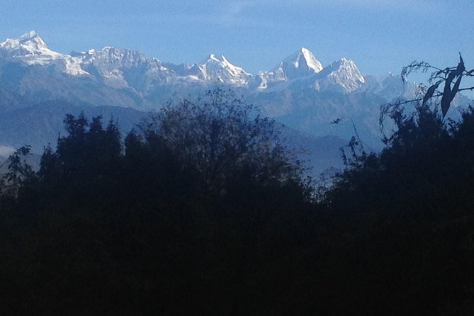 Day hike in Kathmandu