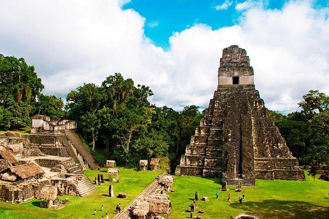 Tikal day tour