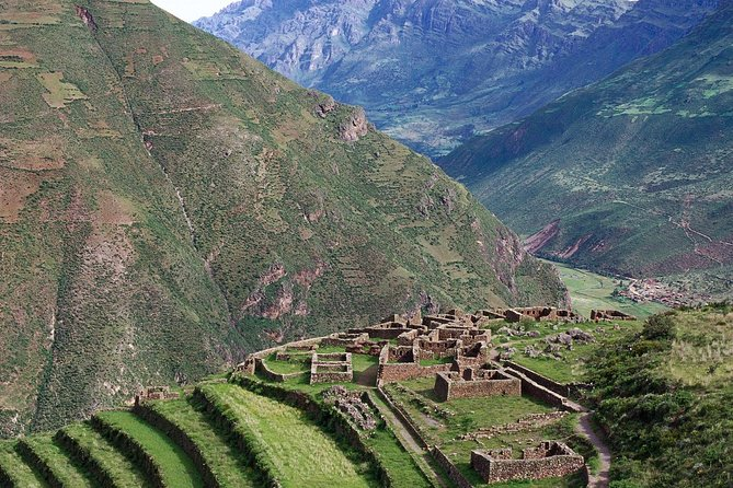 Sacred Valley from Cusco (full day)