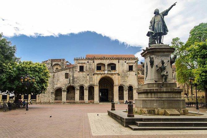 Visite de la ville de Santo Domingo