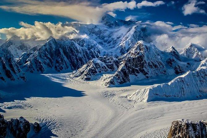 Winter Explorer Flight-seeing Tour från Talkeetna