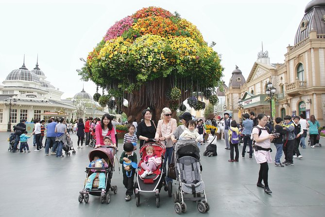 Skip the Line: Everland Amusement Park Ticket
