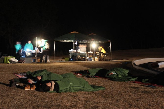 Best BBQ & starry sky watching at Tanesashi Beach at night