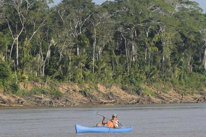 Zip Line, Monkey Island und Kayak