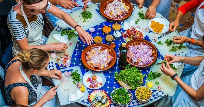 Agadir Cooking Class Including Paradise Valley and Sand Dunes Desert Trip