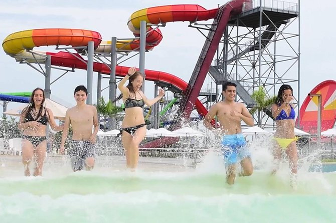 Skip the Line: Aquatico Inbursa Waterpark Ticket photo 1