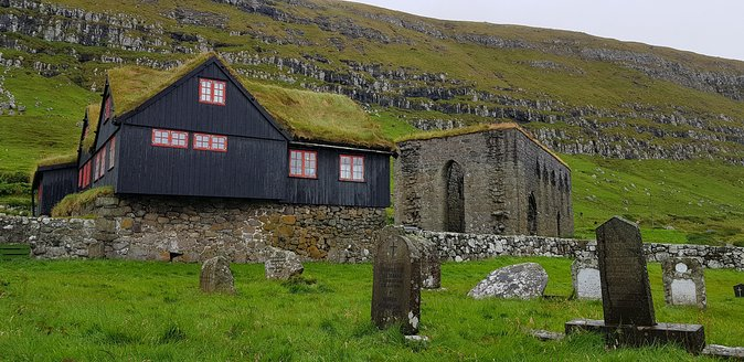 Viking tour - Sandoy and Kirkjubour