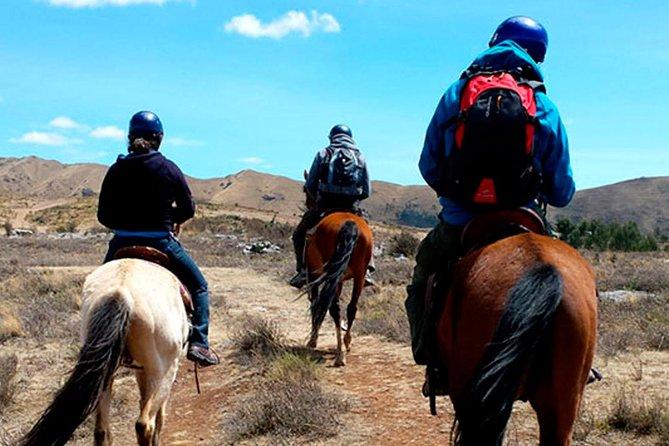 Horses Riding 4 Ruins in Cusco