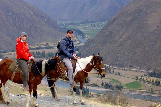 Horseback Riding in the Sacred Valley