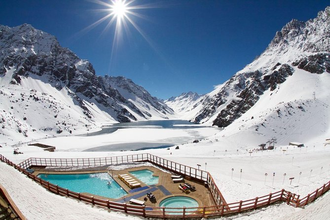Private Andes Adventure Tour: Portillo, Inca Lagoon, San Esteban Vineyard