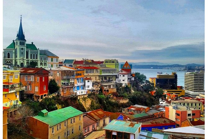 Private Full-Day Valparaiso & Viña del Mar Tour with Boat Ride and Sand Dunes