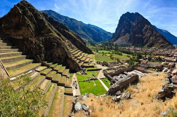 Sacred Valley, Pisac and Ollantaytambo from Cusco