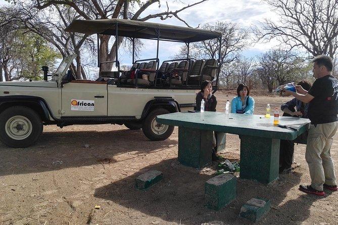 2 Days Zambia, Botswana Tour Package