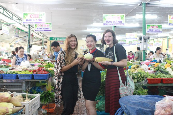 Taste Flavors of Vietnam with Chef- Food Walking Tour
