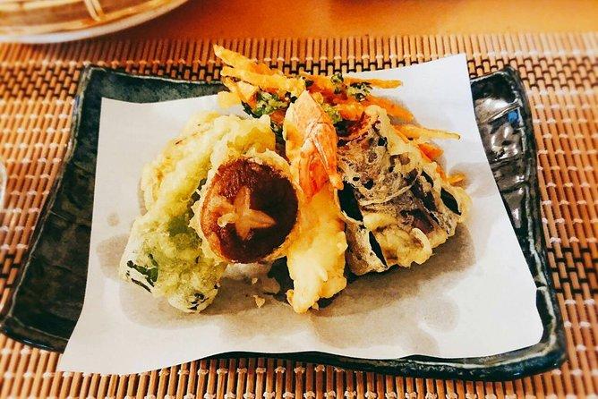 天ぷら料理教室