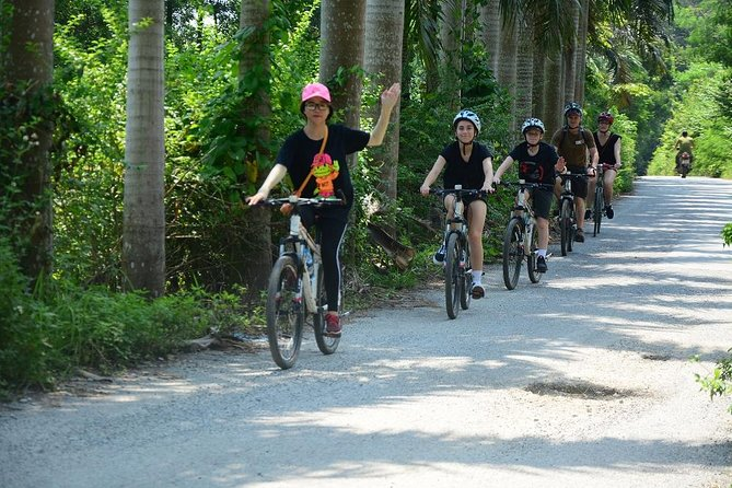 Bicycle Tours Hanoi Countryside Half Day