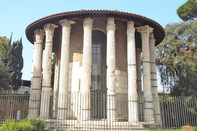 Origins of Rome Tour: Mouth of Truth Circus Maximus Forum Boarium & Local Guide