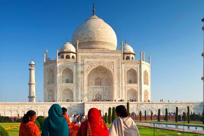 Day Trip to Taj Mahal