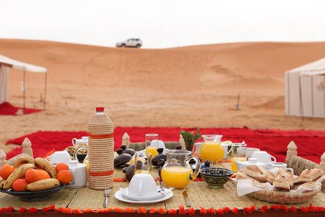 4-Days Trip to Merzouga and Erg Chebbi dunes Tour from Marrakech