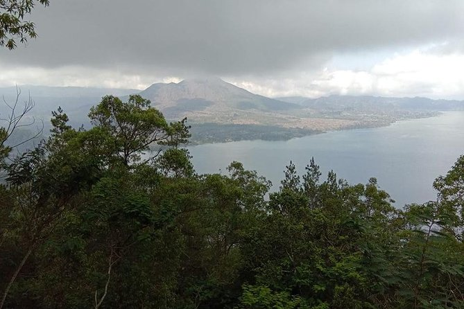 Top Batur Caldera Exploration